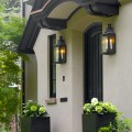 Laurelhurst House view of entry - Cella Architecture Residential Architect, Portland Oregon