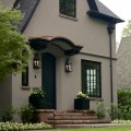 Laurelhurst House front of house - Cella Architecture Residential Architect, Portland Oregon