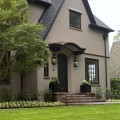 Laurelhurst House front view - Cella Architecture Residential Architect, Portland Oregon