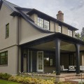 Laurelhurst House covered porch - Cella Architecture Residential Architect, Portland Oregon