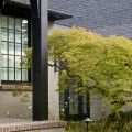 Laurelhurst House post detail - Cella Architecture Residential Architect, Portland Oregon